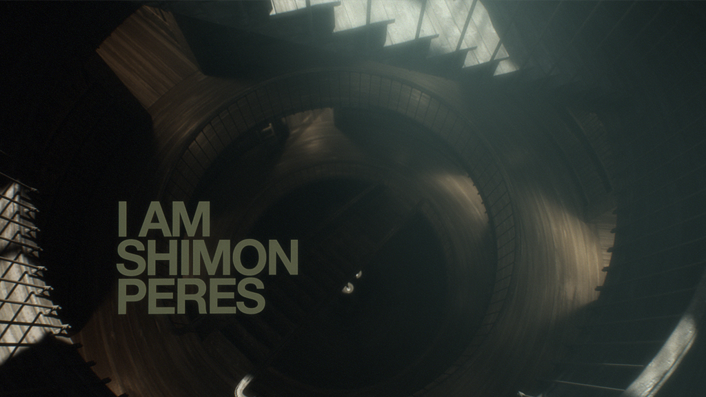 I am Shimon Peres