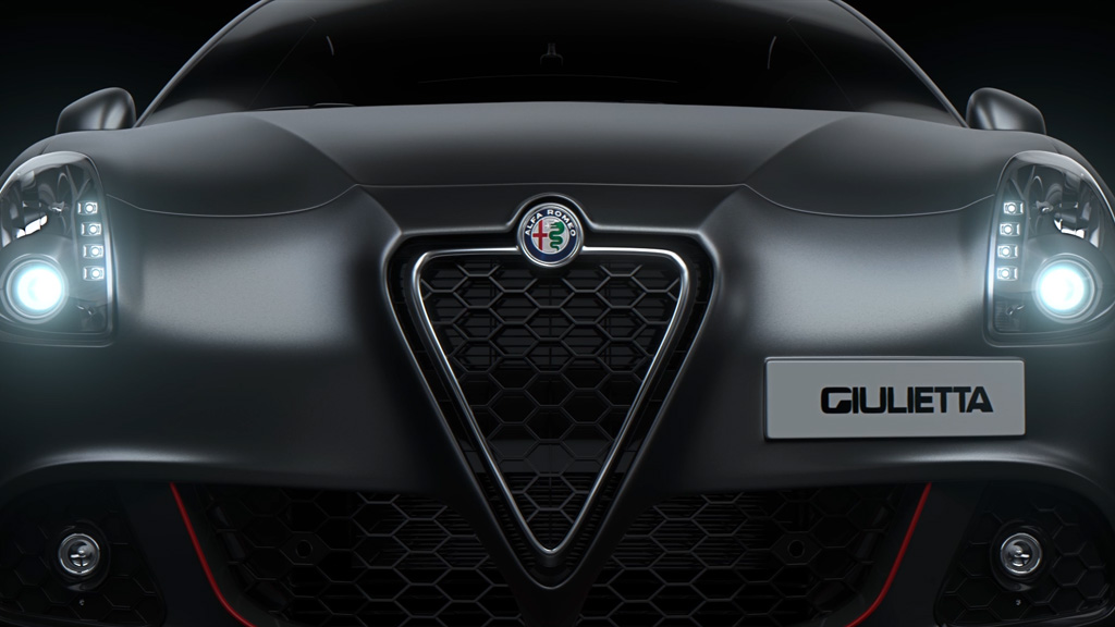 The new ALFA GIULIETTA
