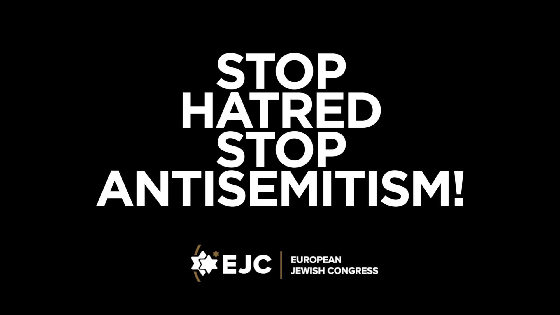 Stop Antisemitism.